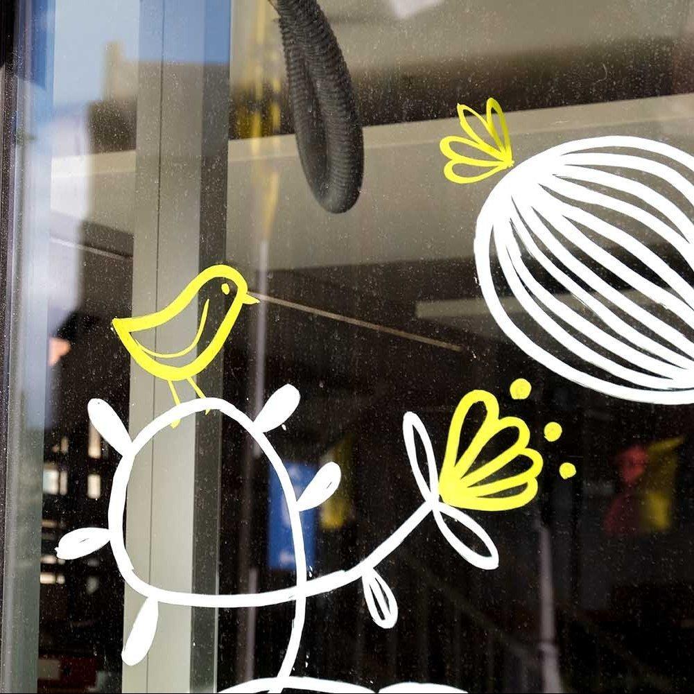 raamtekening MAC in Middelkerke - illustra'lies