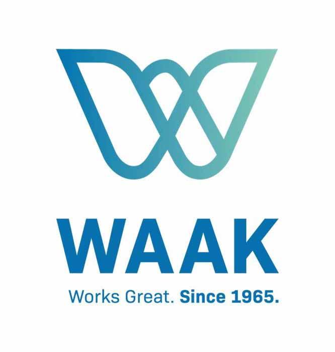 logo van Waak in Kuurne